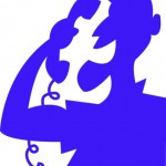 phone-blue-guy-silouhette
