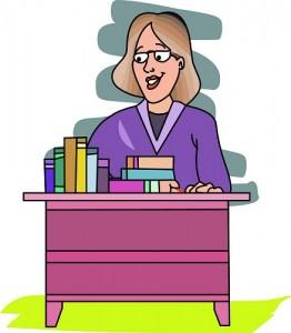 teacher-desk