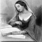 18th-c-woman-writing-reading