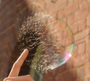 popping-bubble