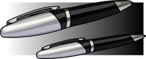 2-pens-black-and-gray