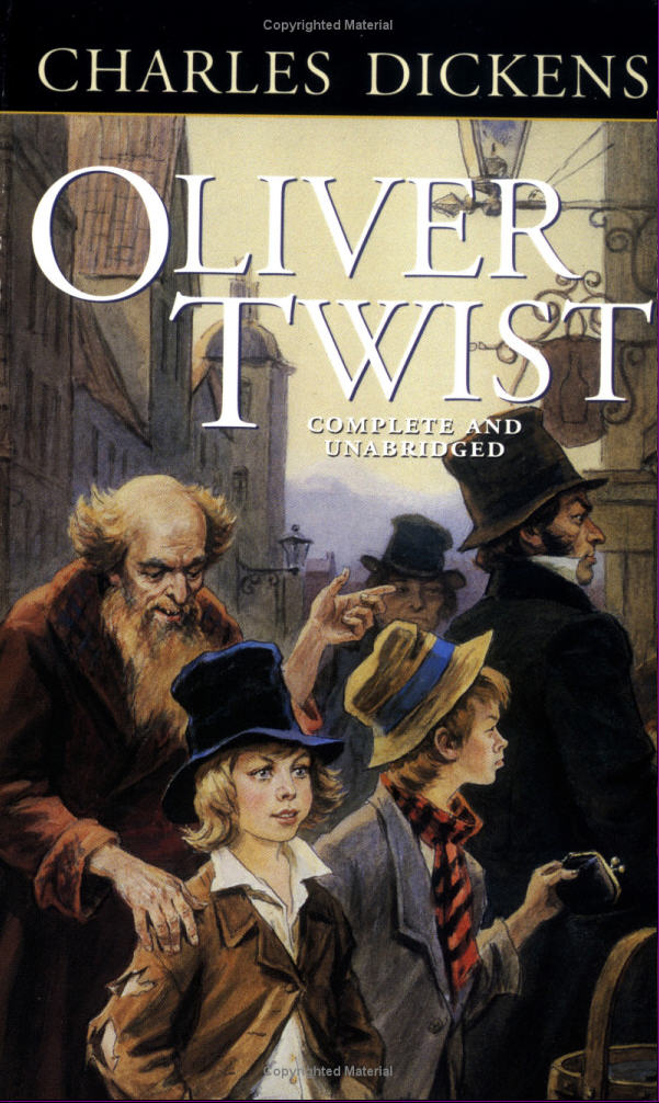 a summary of the nancys character in oliver twist a novel by charles dickens Oliver twist by charles dickens: an analysis of the characters  but, taking into  consideration the period of the novel's composition and the principle behind his.