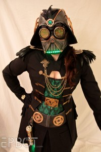 EPBOT steampunk Lady Vadar