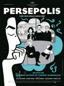 persepolis french movie poster