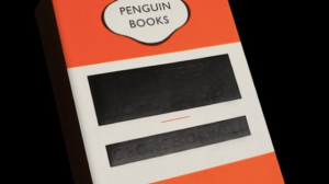 1984 book cover from Penguin